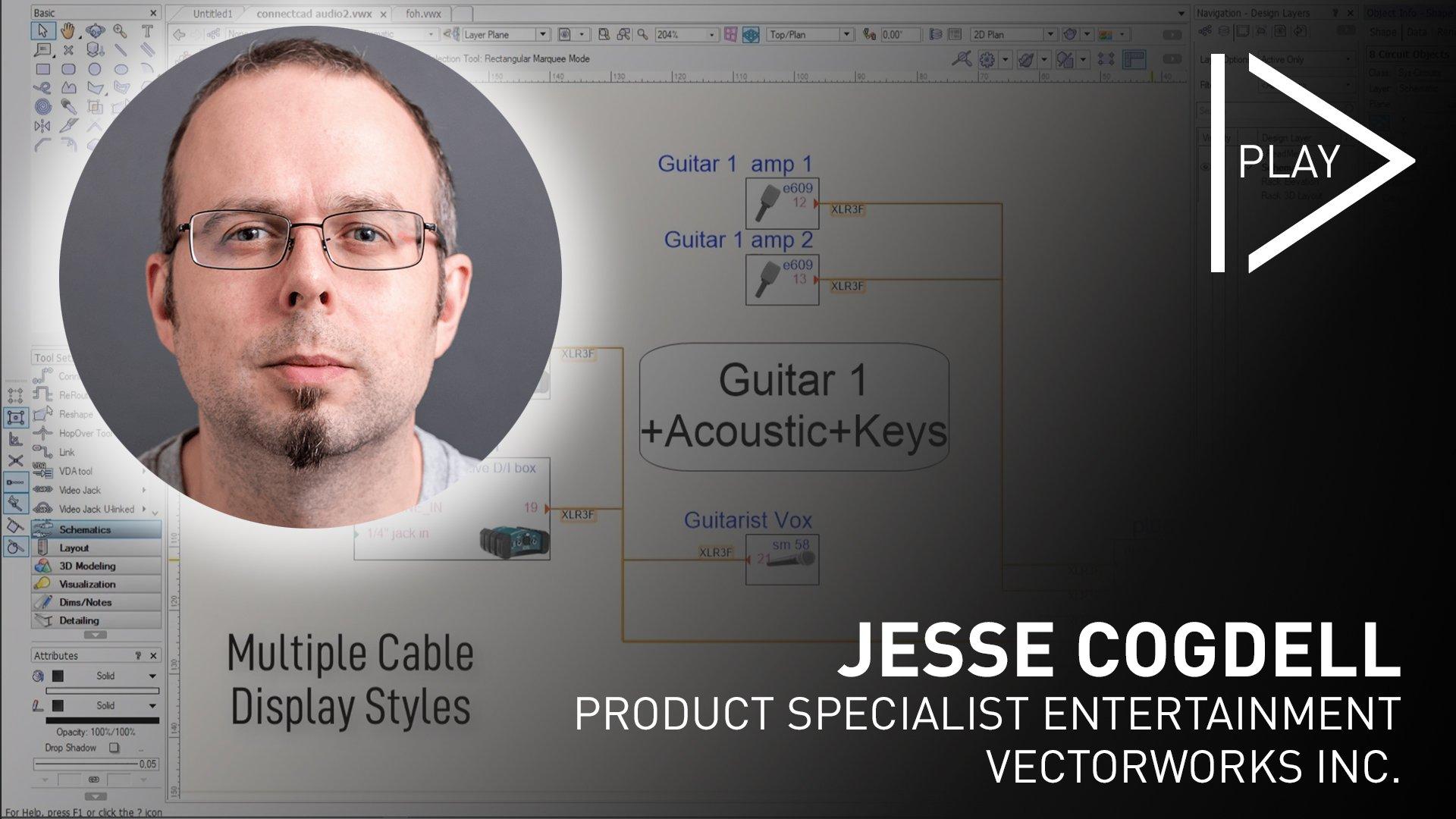 Jesse_Cogdell-Vectorworks_INC-Prolight + Sound-CAD-Vectorworks-Spotlight-2020