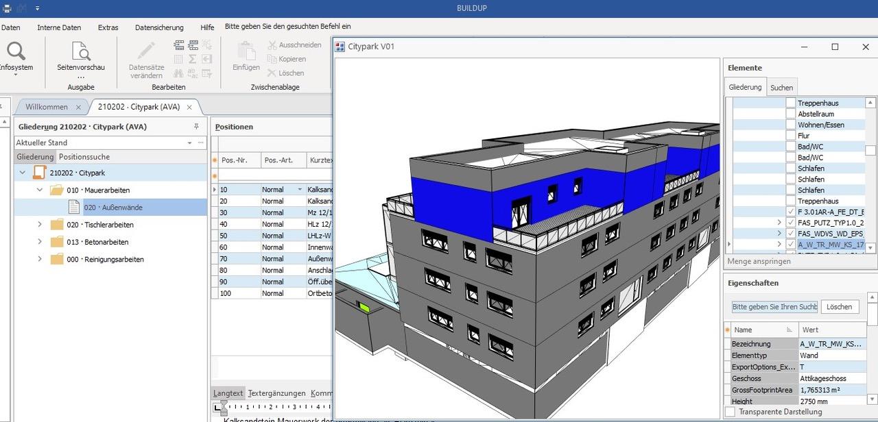 Screenshot BUILDUP 2